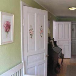 Korridoren andra våningen
